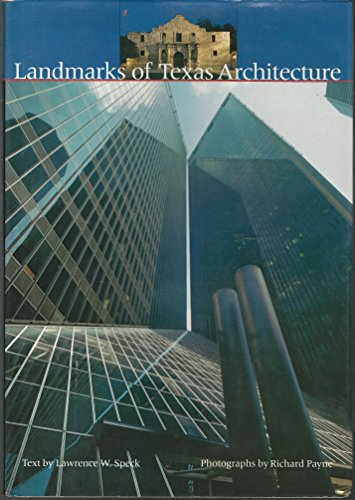 9780292780743: Landmarks of Texas Architecture