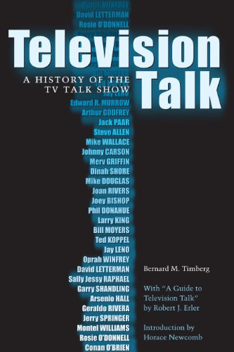 9780292781764: Television Talk: A History of the TV Talk Show