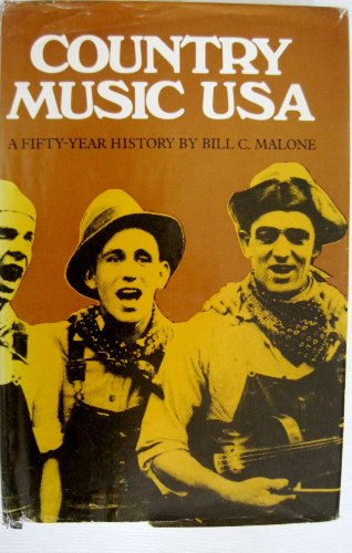 9780292783775: Country Music, United States of America: A Fifty Year History