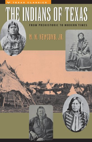 9780292784253: The Indians of Texas: From Prehistoric to Modern Times