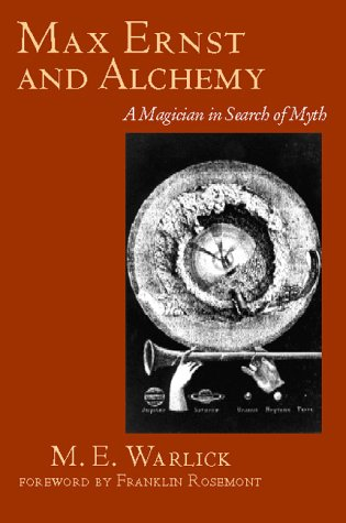 9780292791350: Max Ernst and Alchemy : A Magician in Search of Myth (Surrealist Revolution)