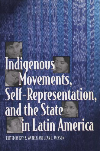 9780292791411: Indigenous Movements, Self-Representation, and the State in Latin America