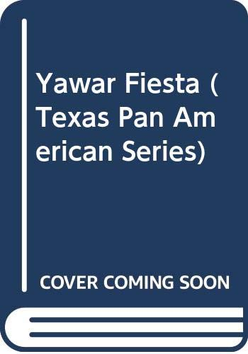 9780292796010: Yawar Fiesta