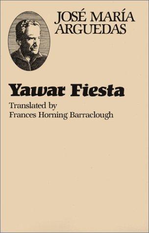 9780292796027: Yawar Fiesta (Texas Pan American Series) (English and Spanish Edition)