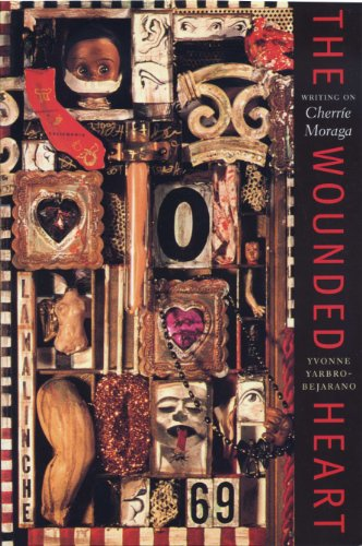 9780292796089: Wounded Heart: Writing on Cherrie Moraga (Chicana Matters Series)