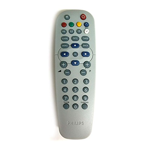 9780293000864: Genuine Philips Remote Control RC19336001 3139-238-09411 313923809411 3139-238-12081 313923812081 For Use With Philips Digital Terrestrial Receiver Digibox Model: DTR500