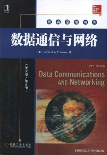 9780293376228: Data Communications and Networking (5th Edition)