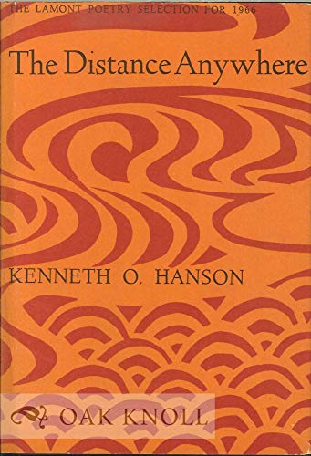 Distance Anywhere: Hanson, Kenneth O.