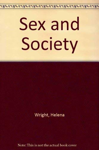 9780295950099: Sex and Society