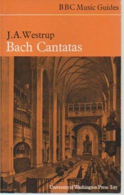 9780295950174: Bach Cantatas