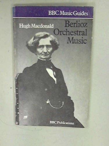 9780295950242: Berlioz Orchestral Music