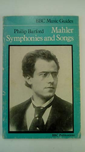 9780295951041: Mahler Symphonies and Songs