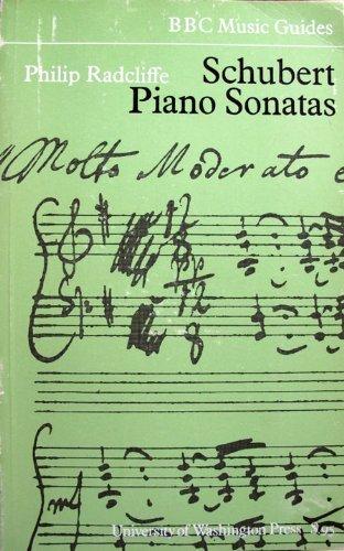 9780295951102: Schubert Piano Sonatas