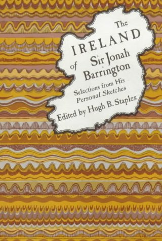 9780295951270: The Ireland of Sir Jonah Barrington: Selections from His Personal Sketches