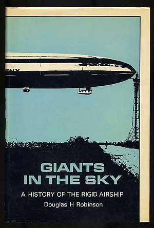 9780295952499: Giants in the Sky: A History of the Rigid Airship