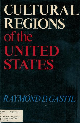 9780295954264: Cultural regions of the United States