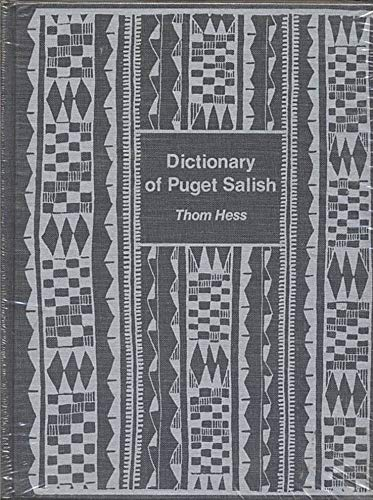 9780295954363: Dictionary of Puget Salish (English and North American Indian Languages Edition)