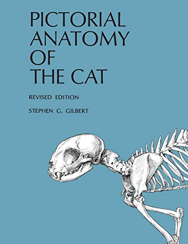 Pictorial Anatomy of the Cat: Gilbert, Stephen G.