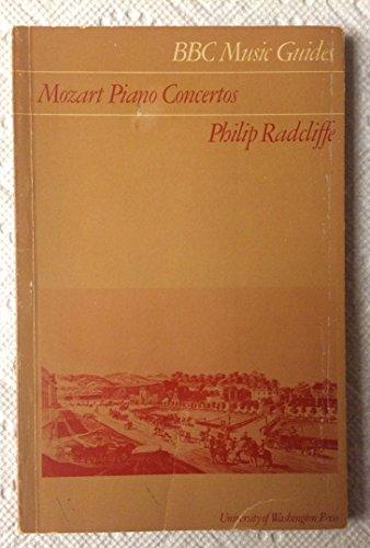 9780295954776: Mozart Piano Concertos