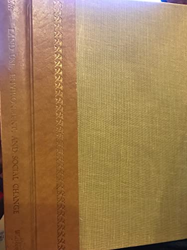 9780295956916: Land Use, Environment, and Social Change: The Shaping of Island County, Washington