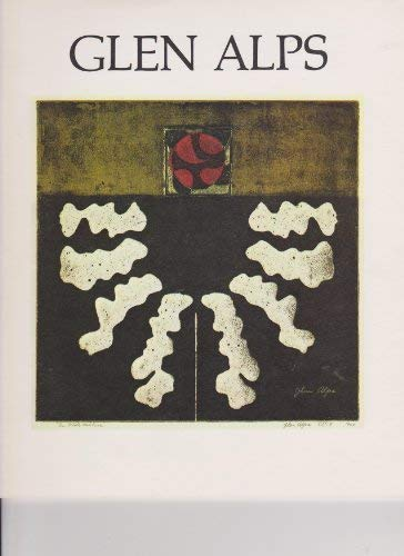 9780295957036: Glen Alps, Retrospective: The Collagraph Idea, 1956-1980