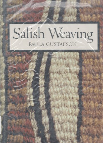 9780295957555: Salish Weaving