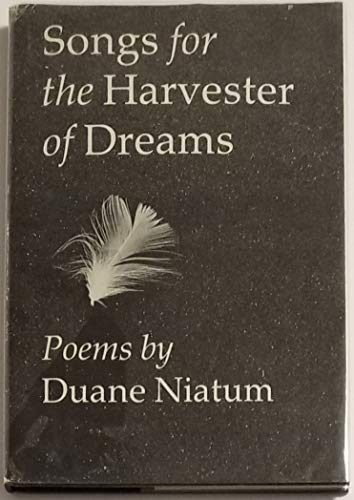 9780295957586: Songs for the Harvester of Dreams: Poems