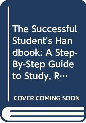 9780295958026: The Successful Student's Handbook: A Step-By-Step Guide to Study, Reading, and Thinking Skills