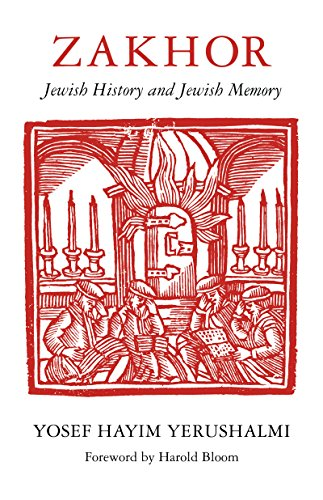 9780295959399: Zakhor: Jewish History and Jewish Memory (The Samuel and Althea Stroum lectures in Jewish studies)