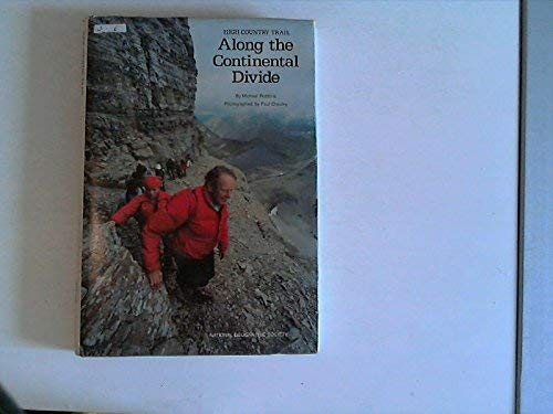 9780295959771: High Country Trail: Along the Continental Divide