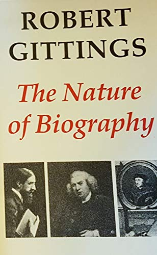 9780295960463: The Nature of Biography