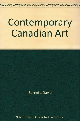 9780295961217: Contemporary Canadian Art