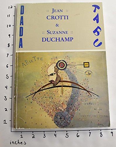9780295961330: Tabu Dada: Jean Crotti and Suzanne Duchamp, 1915-1922