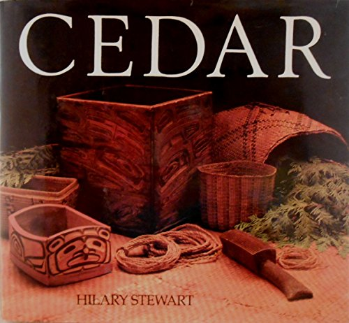 9780295961606: Cedar: Tree of Life to the Northwest Coast Indians