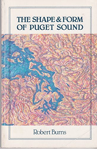 9780295961842: Shape and Form of Puget Sound (Washington Sea Grant Publication)