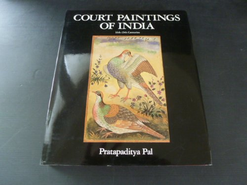 9780295961880: Court Paintings of India, 16Th-19th Centuries
