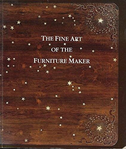 9780295962092: The Fine Art of the Furniture Maker