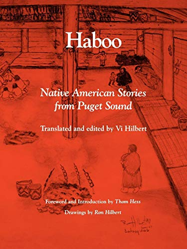 9780295962702: Haboo: Native American Stories from Puget Sound