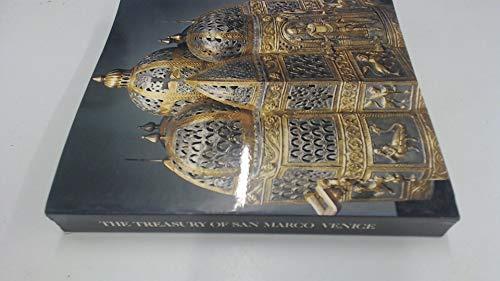 9780295963273: The Treasury of San Marco, Venice