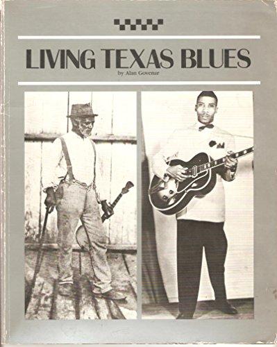 Living Texas Blues: Govenar, Alan