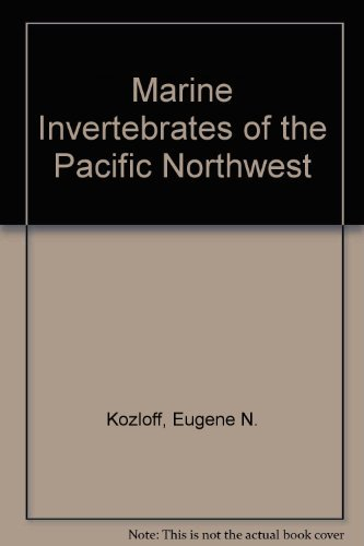 9780295965307: Marine Invertebrates of the Pacific Northwest