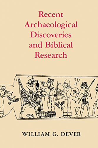 Recent archaeological discoveries and biblical research (Samuel and Althea Stroum lectures in ...