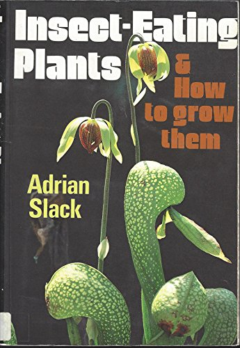 9780295966373: Insect-Eating Plants and How to Grow Them