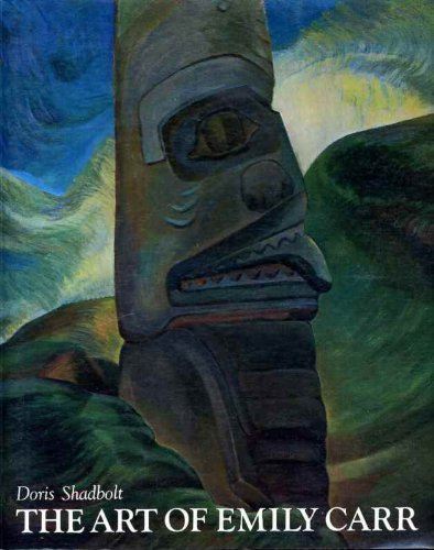 9780295966953: The Art of Emily Carr