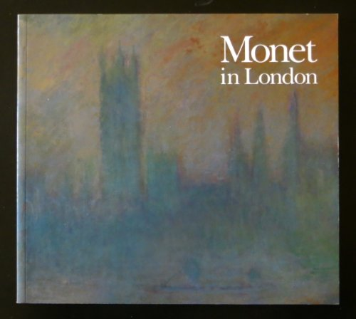 9780295968001: Monet in London (High Museum)