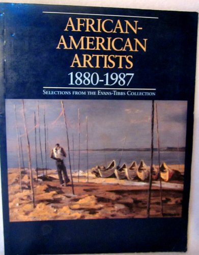 9780295968360: African -American Artists 1880-1987: Selections from the Evans-Tibbs Collection (Smithsonian Institute Traveling Exhibition Series)