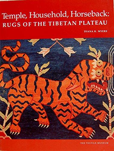 9780295969794: Temple Household Horseback: Rugs of the Tibetan Plateau