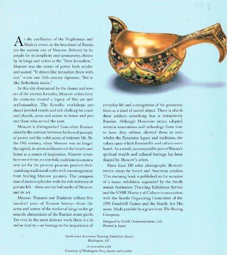 Moscow. Treasures und Traditions: Allenov, Mikhail M. et al