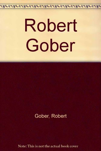Robert Gober (9780295970998) by Robert Gober