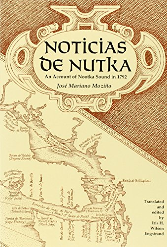 9780295971032: Noticias de Nutka: An Account of Nootka Sound in 1792, Second Edition (American Ethnological Society Monographs)